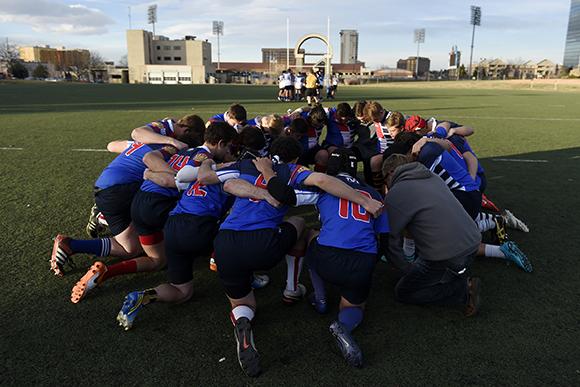 U18 Boys Rugby vs New Zealand